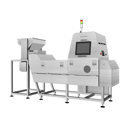 New Integrated X-ray Inspection Machine for Bulk Materials