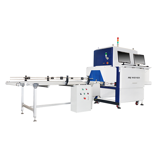 X-ray Inspection Machine for Shoes and Clothes